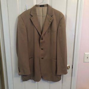 Geoffrey Beene sport coat.